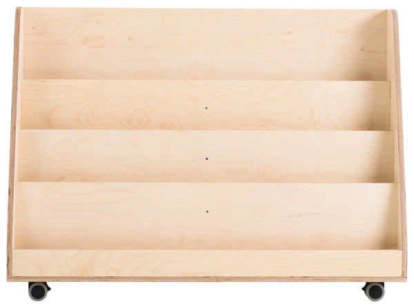 Straight Bookshelf - 780mm High
