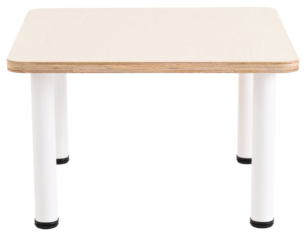 Four Person Square Table 600mm x 600mm
