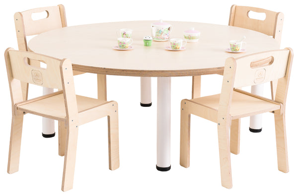 Four Person Round Table 1200mm