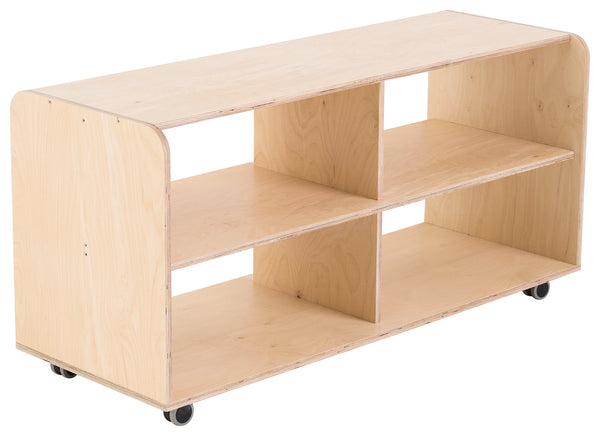 Modular Four Cubby Hole Storage Unit