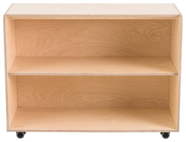 Modular Closed Back One Shelf Unit