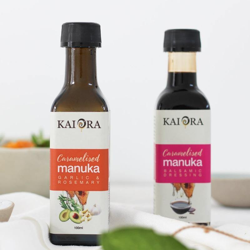 Kai Ora Caramelised Manuka Balsamic Dressing