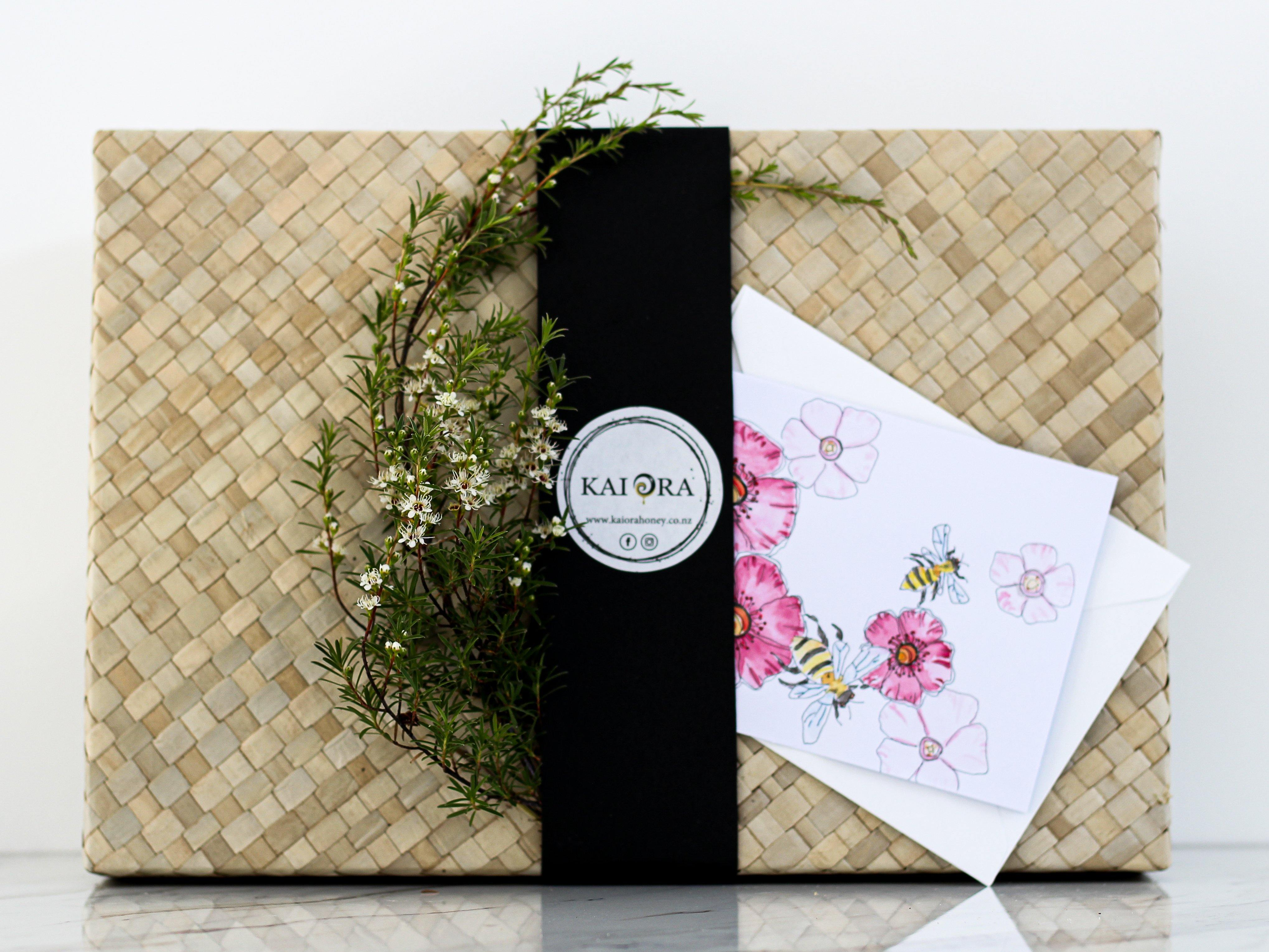 Kai Ora Honey Hana Botanicals Giftbox #gift