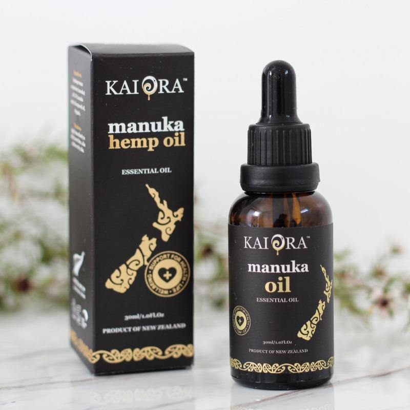 Kai Ora Manuka Hemp Oil 30ml