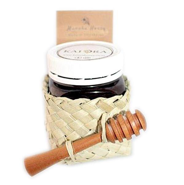 Kai Ora Flax <br> Gift Set with Dipper - Kai Ora Honey Limited, New Zealand
