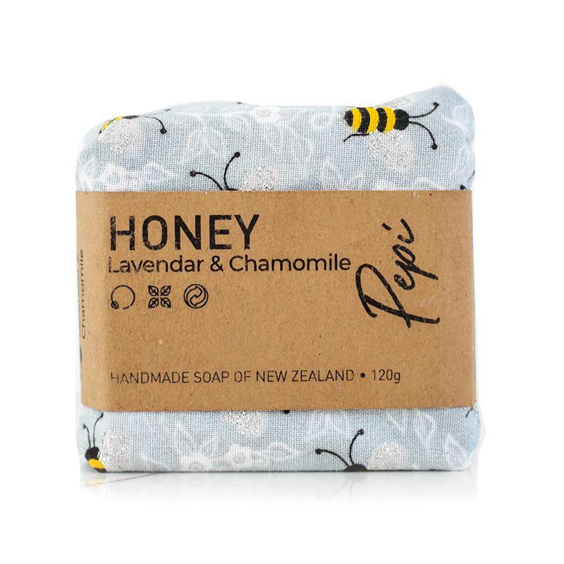 Kai Ora Honey Handmade Honey Lavendar & Chamomile Soap