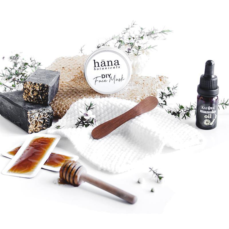 Kai Ora Manuka & Charcoal Facial Bar Pack