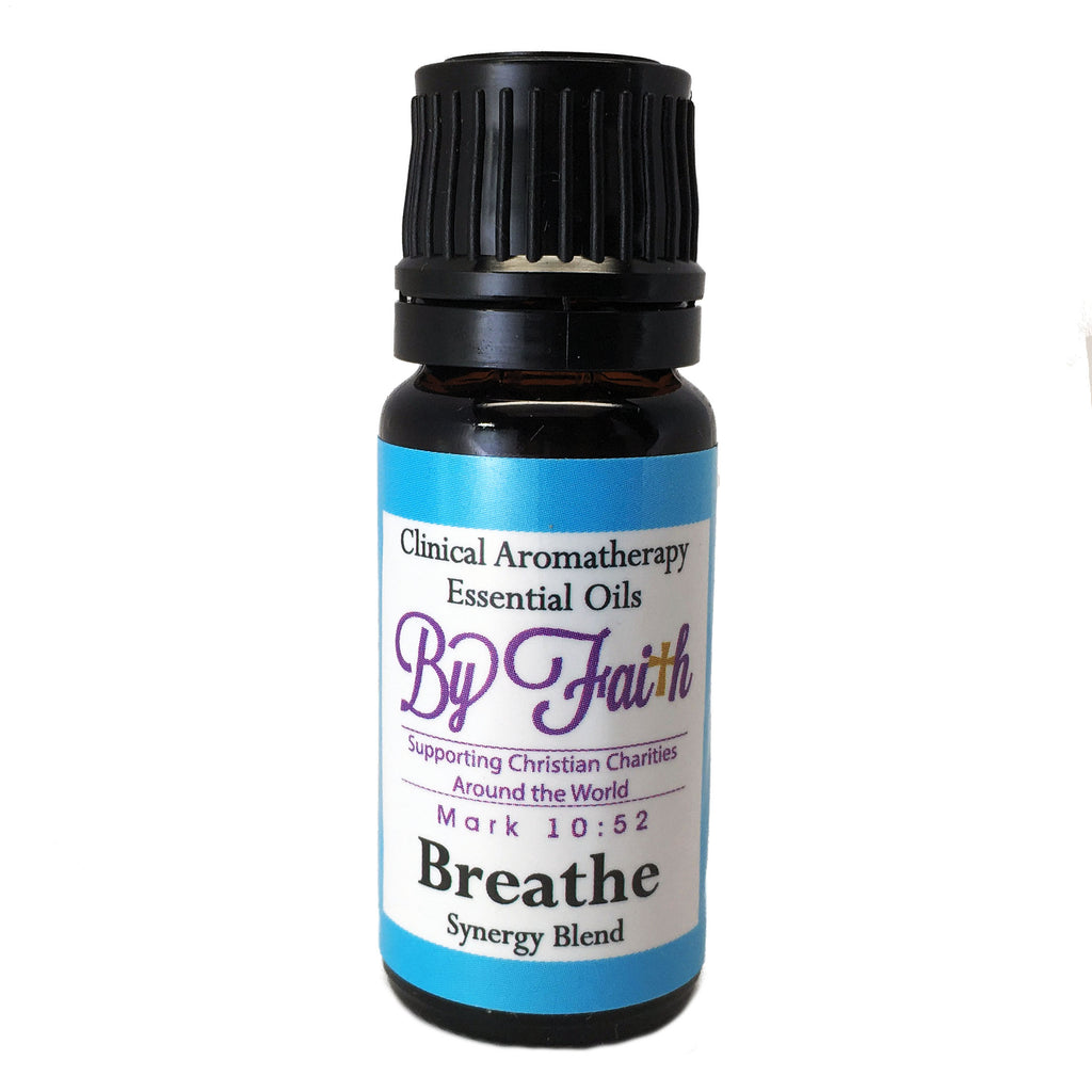 Breathe - By Faith Essential Oils