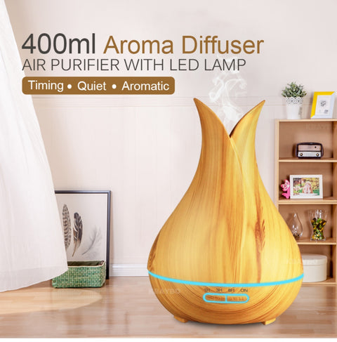400ml Diffuser - By Faith Essential Oils