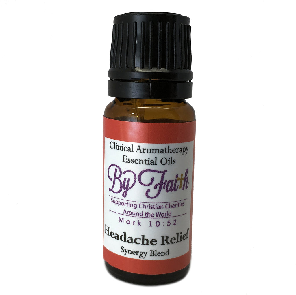 Headache Relief - By Faith Essential Oils