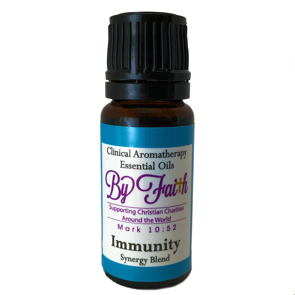 Immunity (Thieves) - By Faith Essential Oils