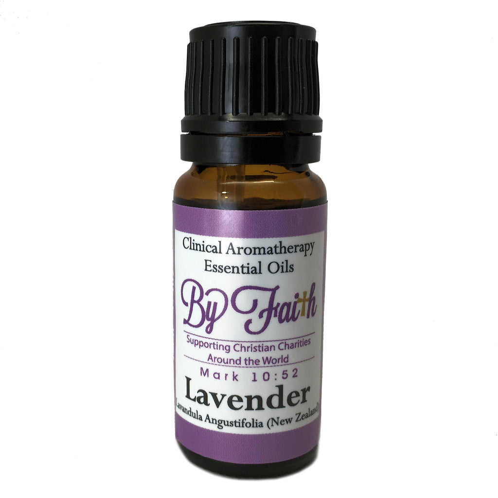 Lavender - New Zealand - By Faith Essential Oils