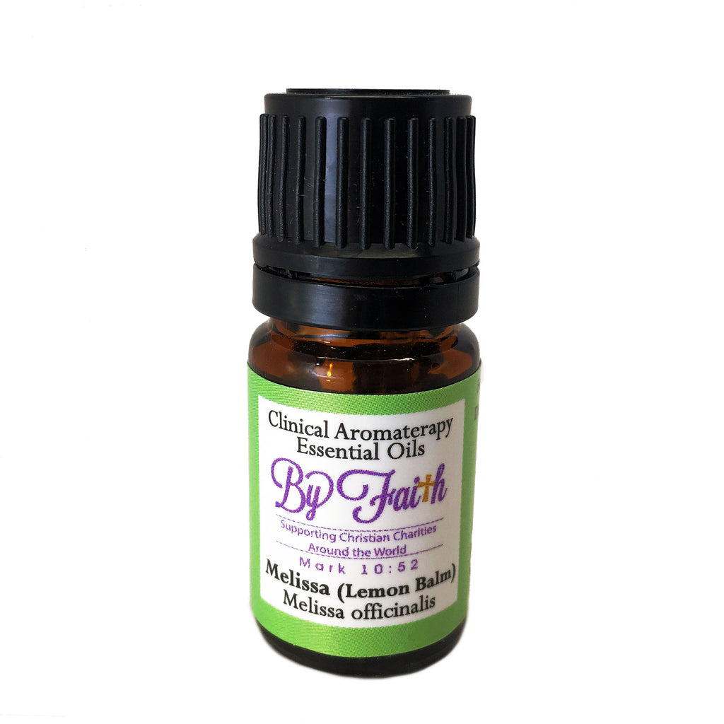 Melissa - By Faith Essential Oils