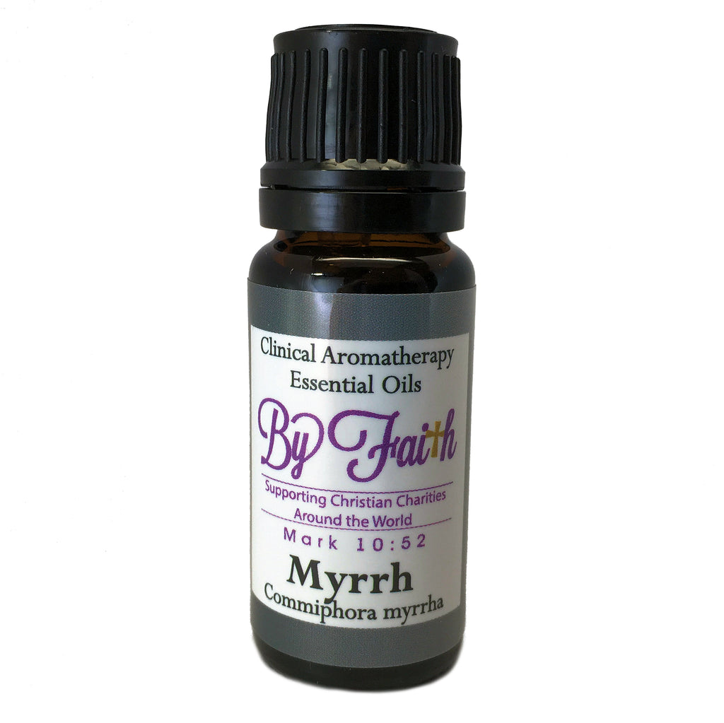Myrrh - By Faith Essential Oils