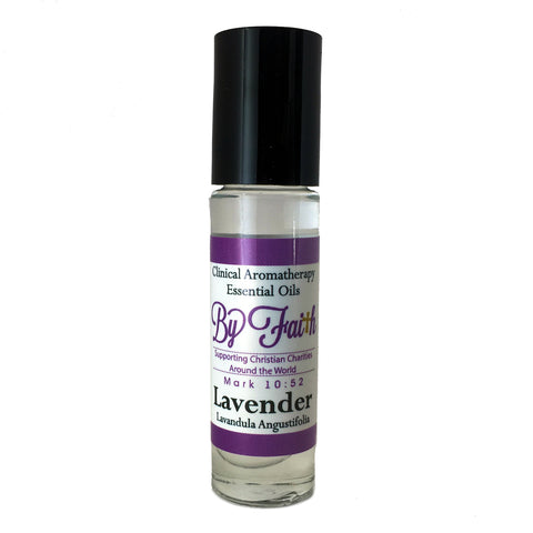 Lavender Roller - By Faith Essential Oils