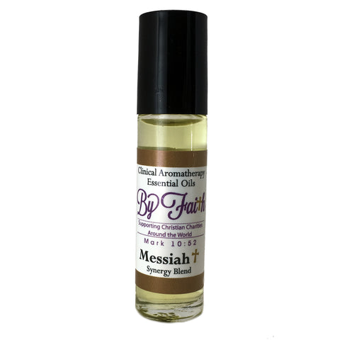 Messiah Roller - By Faith Essential Oils