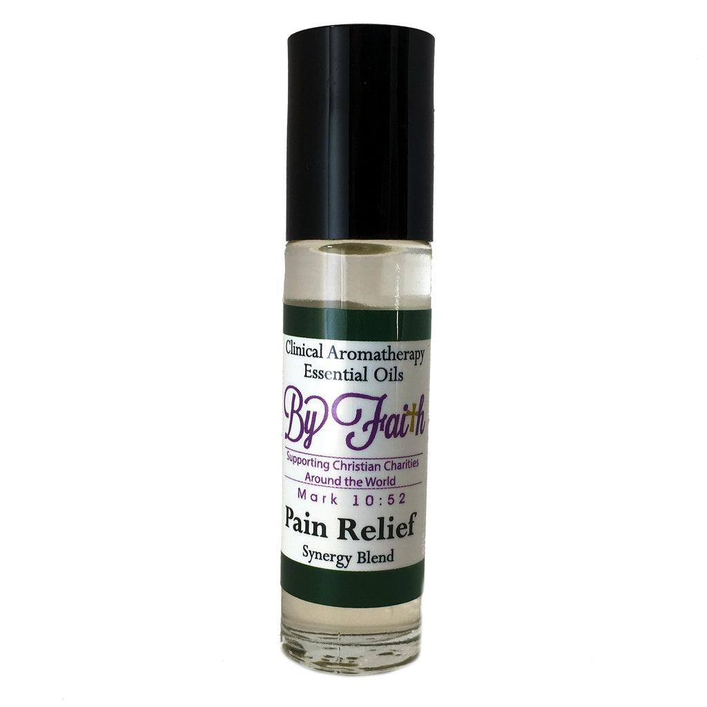 Pain Relief Roller - By Faith Essential Oils