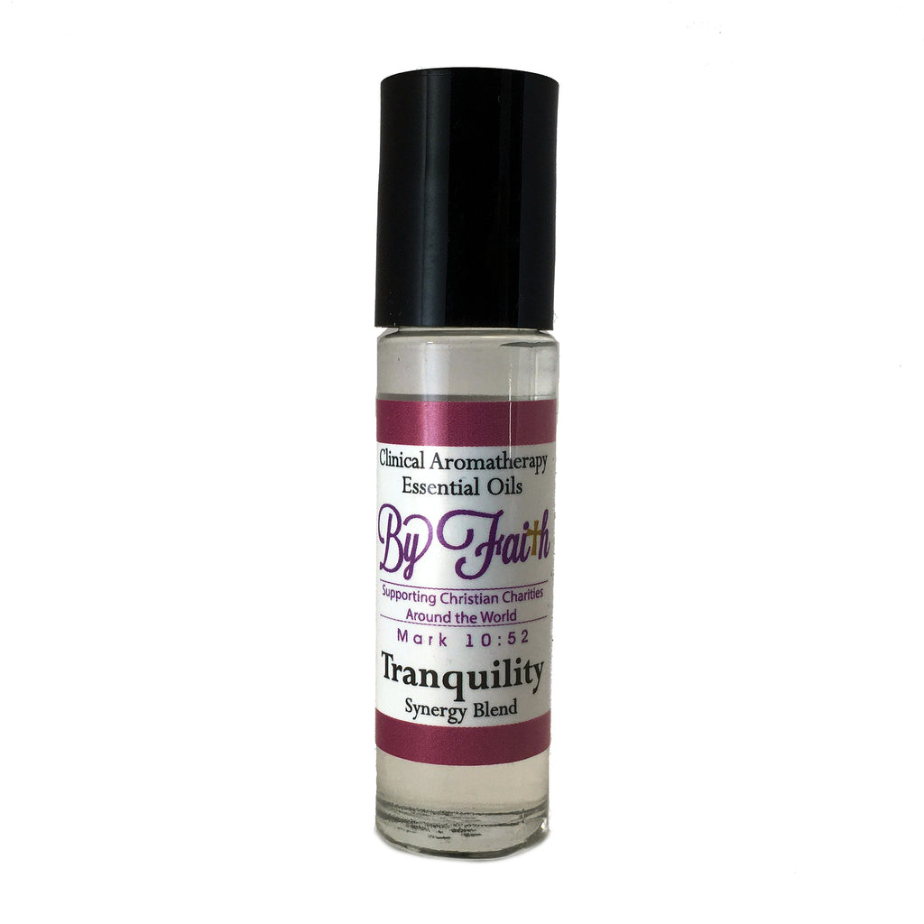 Tranquility Roller - By Faith Essential Oils