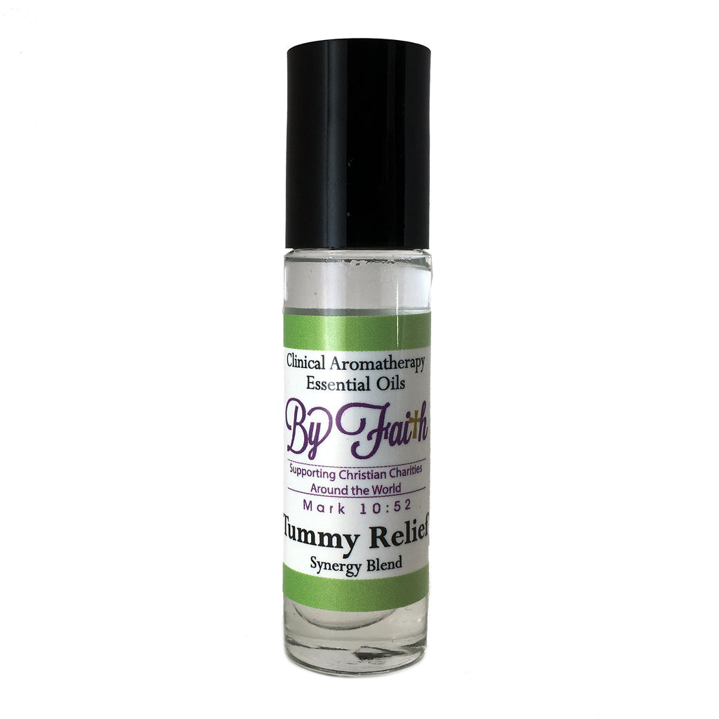 Tummy Relief Roller - By Faith Essential Oils