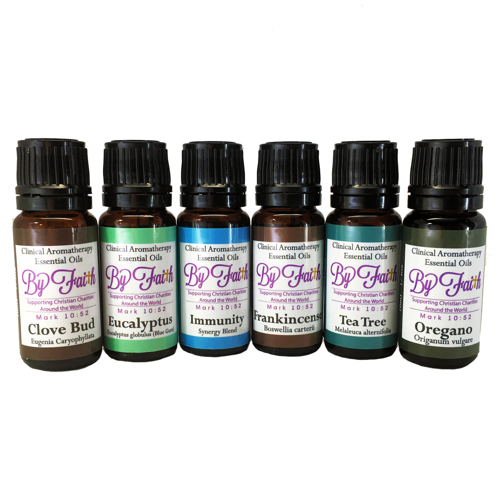 Remedy Kit - Psalm 30:2 - By Faith Essential Oils