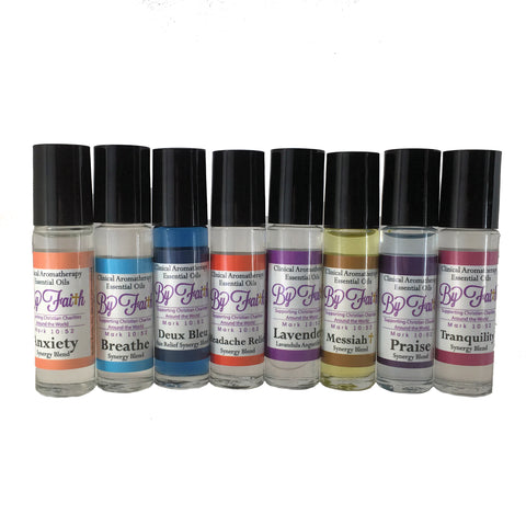 Roller Kit - By Faith Essential Oils
