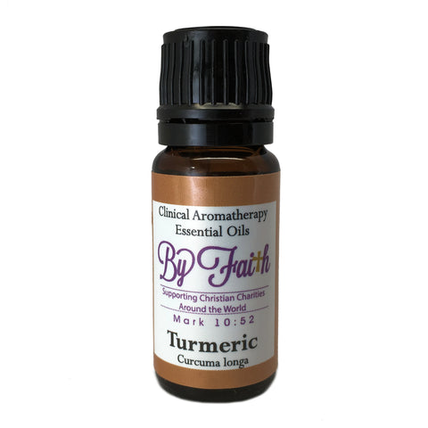 Turmeric - By Faith Essential Oils