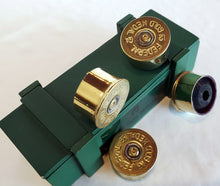 Load image into Gallery viewer, 12 gauge guitar knobs with ammo box - set of 4