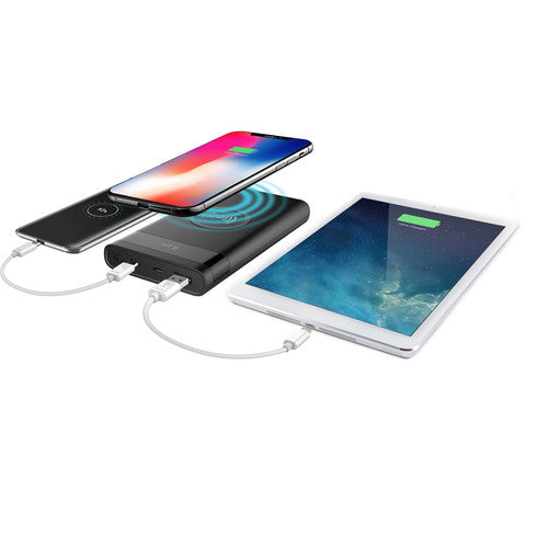 iLuv myPower10Q 10000mAh Battery Pack and Qi Wireless Charger