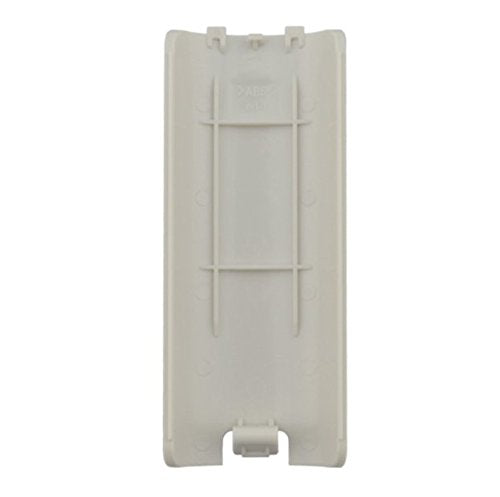 Australia Replacement Battery Back Cover Case Door Sell Lid For Nintendo Wii Remote Controller ?White?