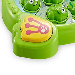 Australia Think Gizmos Interactive Whack A Frog TG702 - Fun Gift for Boys & Girls of Age 3 4 5 6 7 8
