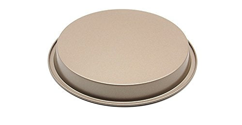 Astra shop 6-inch Carbon Steel Deep Dish Pizza Pan Nonstick Baking Pan