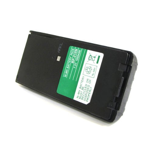 ExpertPower 7.2v 1650mAh NiMh High Capacity BP-209N BP-210N BP-222N Battery for ICOM IC-A6 IC-A24 IC-V8 IC-V82 IC-U82 Radio