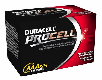 Australia Bulk ProCell Batteries, AA, 24/Box, PC1500