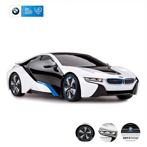 Australia Liberty Imports BMW i8 Concept Radio Remote Control RC Sports Car 1:24 Scale Electric Model Car