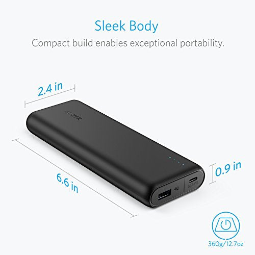 Anker PowerCore Speed 20000 PD & 30W Power Delivery