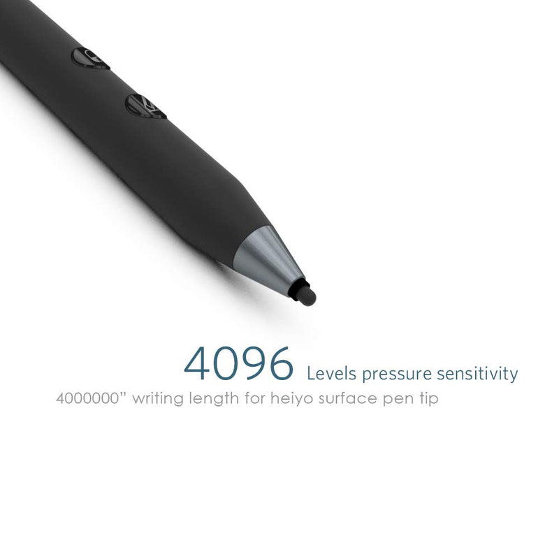 Australia Microsoft Certified Surface Stylus Pen with 4096 Pressure Points Supporting 500hrs Continuous Use & 180 Days Standby Compatible with Surface 3&4/Surface Pro 3/Pro 4/Pro (2017), Surface Laptop/Book/Go