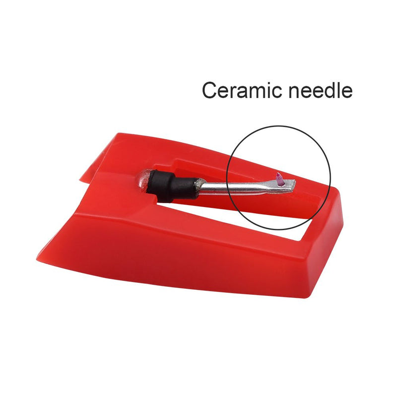 Record Player Needle, Diamond Stylus for Turntable, LP, Phonograph