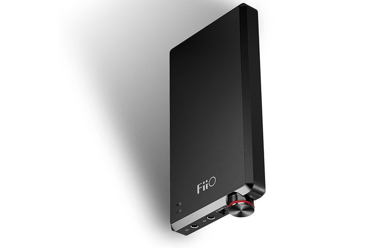 Australia FiiO A5 Portable Headphone Amplifier, Black