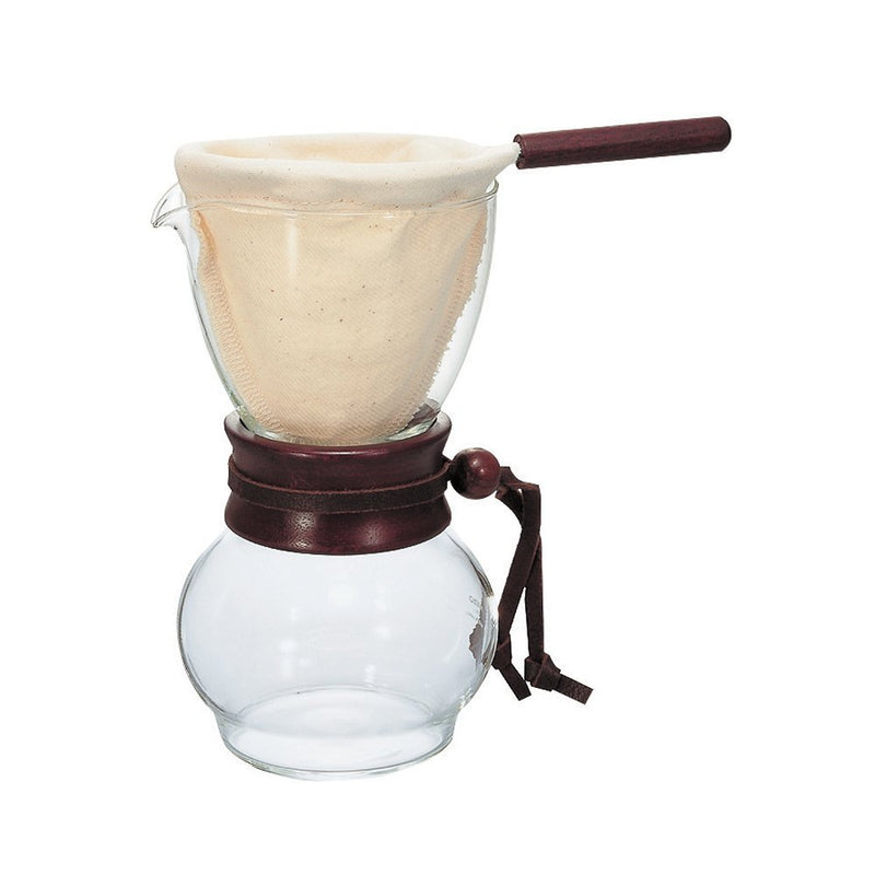 Australia Hario Cloth Filters for Woodneck Drip Coffee Pot, 480ml