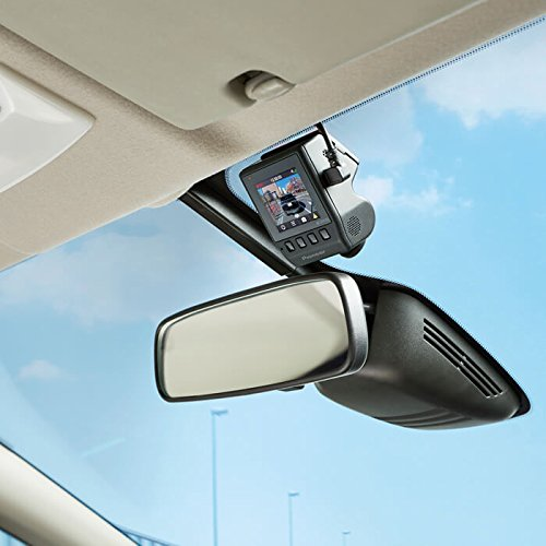 Pioneer ND-DVR100 Low profile Full 1080P HD Dash Camera with 2-Inch Display, 140 Ultra-wide Viewing Angle, G-Sensor & Built-in GPS