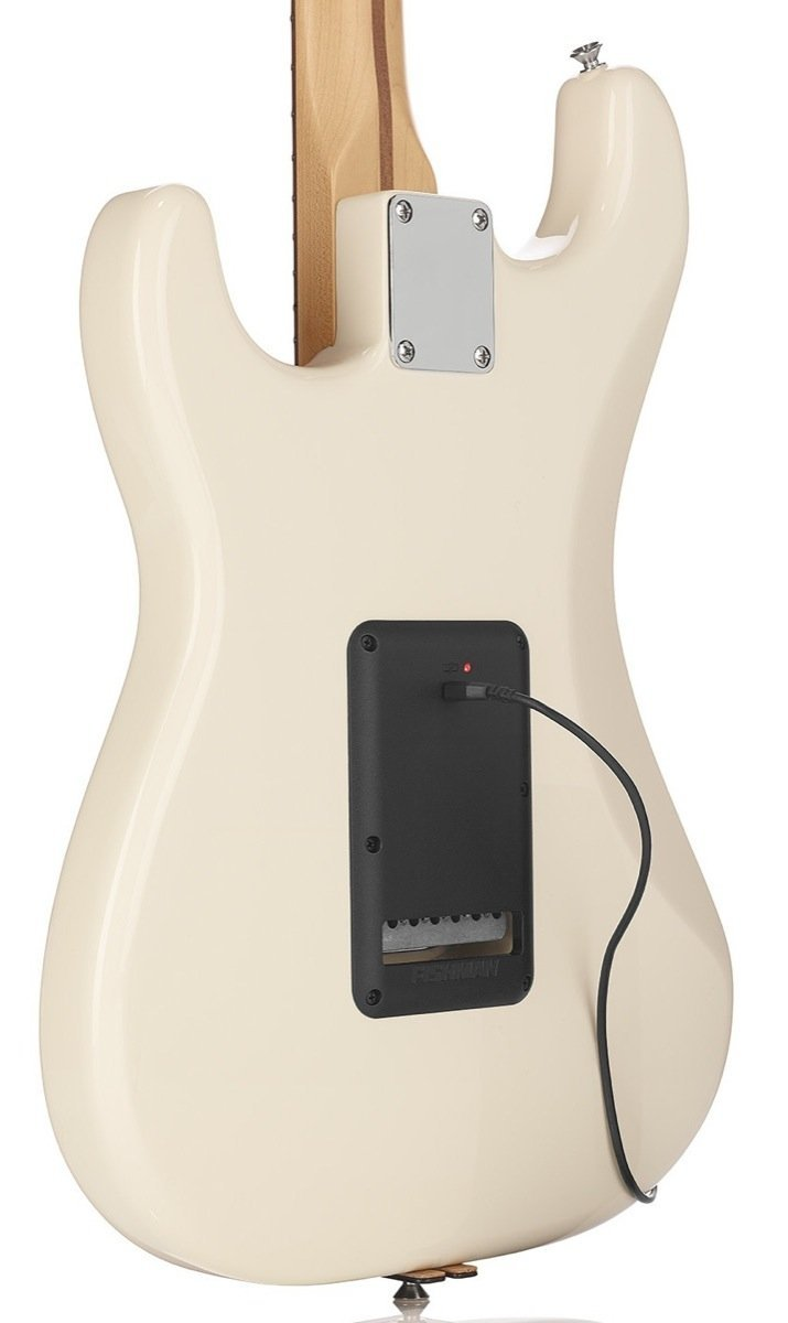 Fishman Fluence Rechargeable Battery Pack for Strat, Black