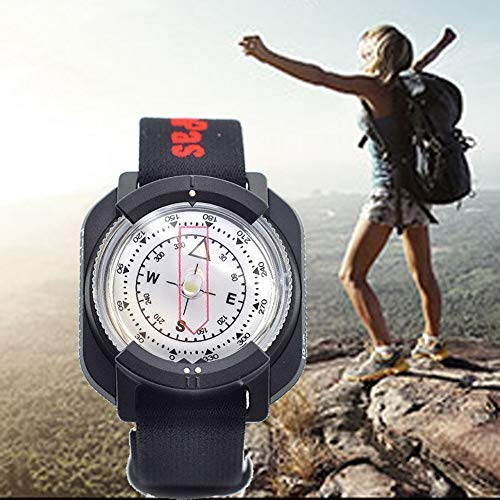 Australia Diving Sighting Wrist Compass for Outdoor Orienteering Mountaineering Hiking