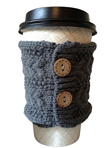 Australia Hug Your Mug Cup Cozy, Reusable Coffee Sleeve Hand Protector Drink Grip for Paper Cups