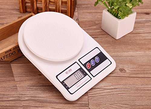 Australia ABrand SF- 400 Electronic Kitchen Scale, Digital LCD Display, 10 kg 10,000g