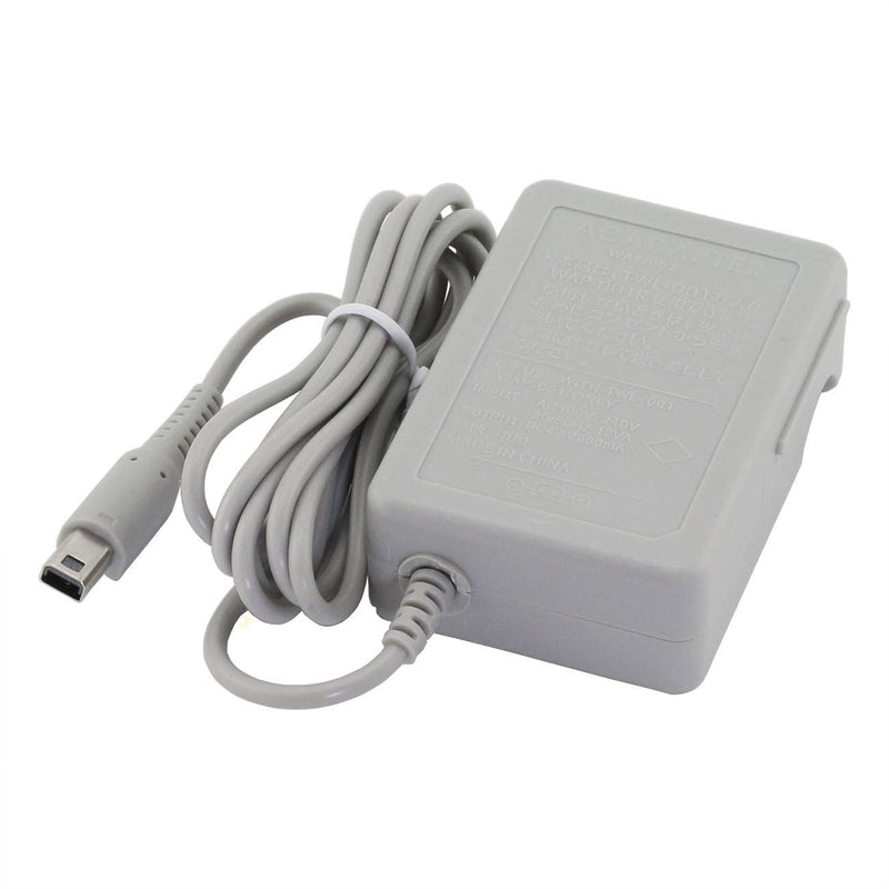 Australia ZRM&E AC Power Adapter Home Wall Travel Charger for Handheld Game Console 3DS/NDSI/2DS/XL LL
