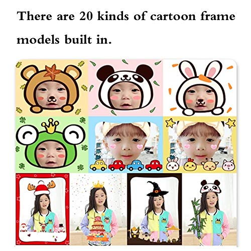 Australia DENT Camera for Kids Toy Camera HD 8MP Video Digital Camera Camcorder for Girls and Boys Includes 32gb microSD Card (Pig Camera)