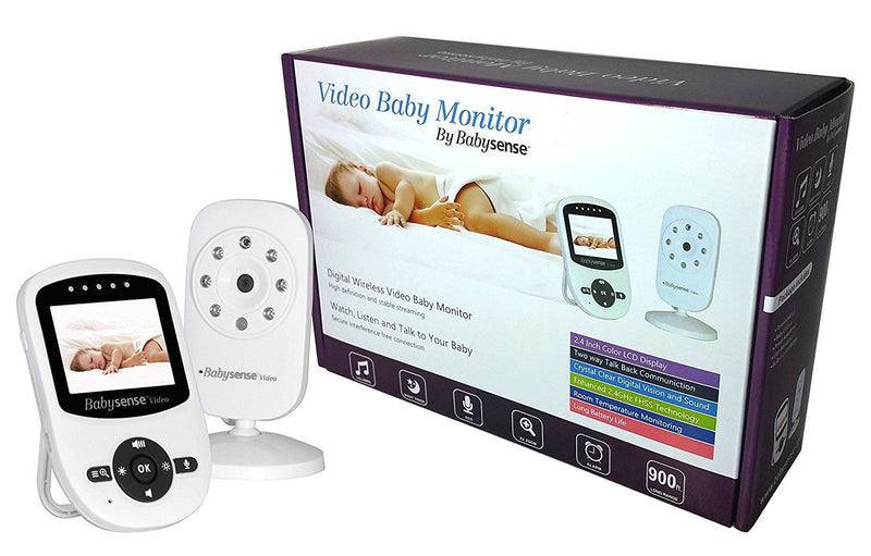 Babysense Video Baby Monitor with LCD Display, Digital Camera Australia