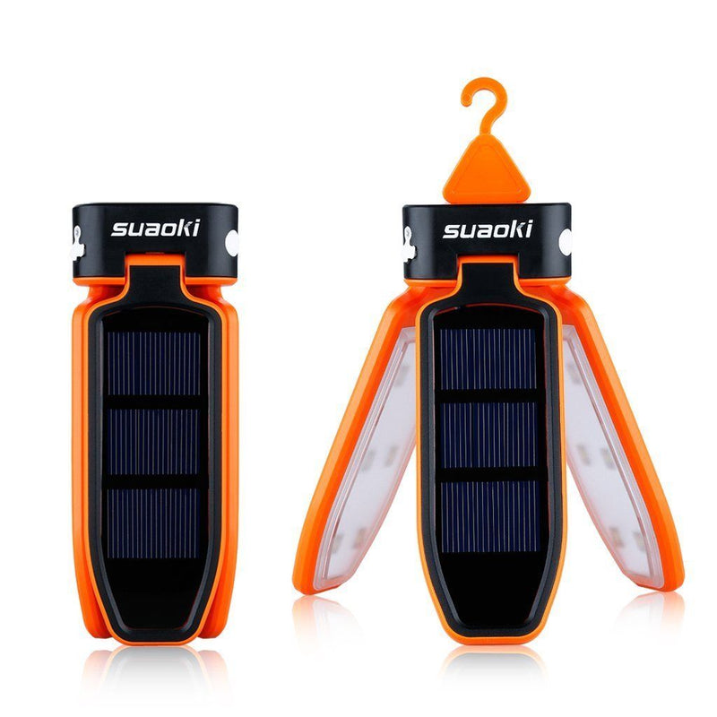 Suaoki Collapsible Clover Style 18 Led Camping Tent Lantern Lighting Lights
