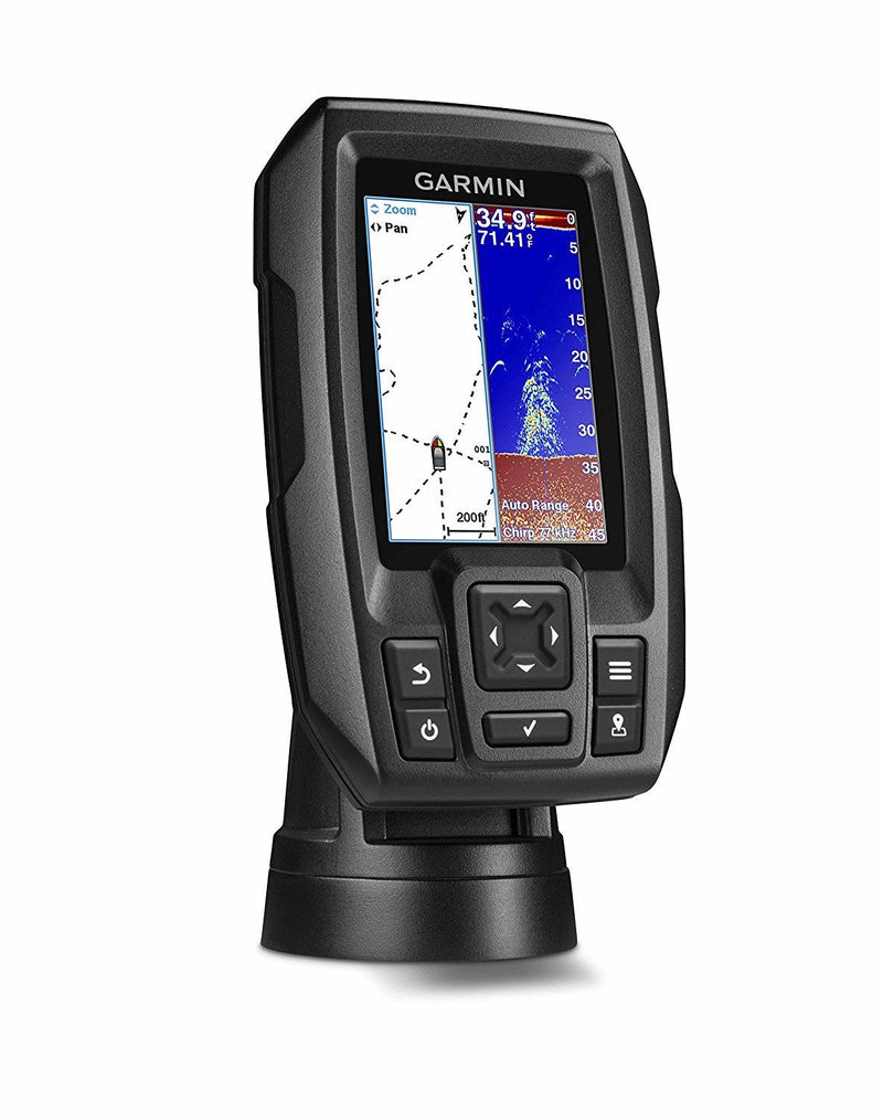 Garmin Australia 010-01550-00 Striker 4 built-in GPS Fish Finder