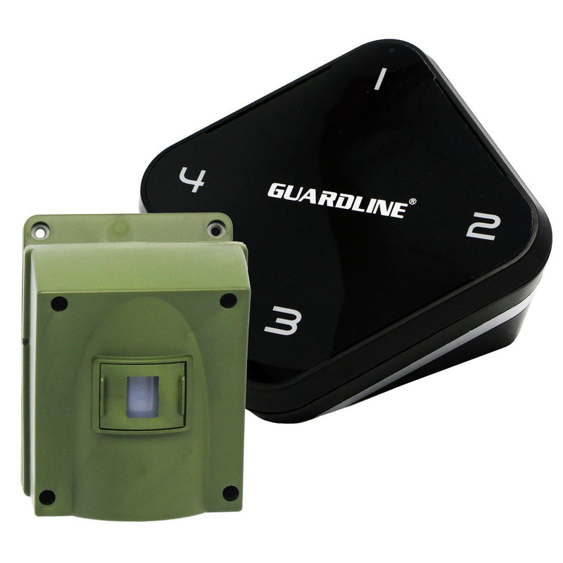 Australia Guardline Australia Long Range Wireless Driveway Alarm Outdoor Weatherproof Australia